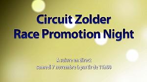 BGDC - La Zolder Race Promotion Night en direct