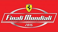 Final Mundial do Ferrari Challenge Coppa Shell