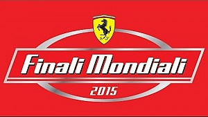 Мировой финал Ferrari Challenge Coppa Shell