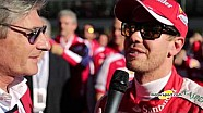 Ferrari World Finals | Entrevista exclusiva con Sebastian Vettel