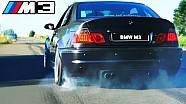 BMW M3 Sound E46 Acceleration REVS Revving Beschleunigung Dezibel Messgerät