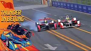Beijing ePrix 2015 - 50 Minutes Of Highlights