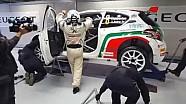 Monza Rally Show 2015: ecco la preparazione di Paolo Andreucci (Peugeot)