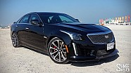 Cadillac CTS-V - Walkaround and Driving Impressions