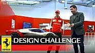مدرسة التحدي في التصميم لفيراري 2015