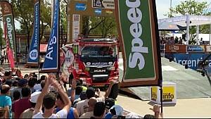 Dakar 2016 - prólogo
