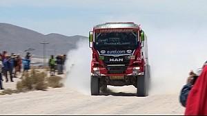 Dakar 2016 - etapa 6 Uyuni (Eurol VEKA MAN Rally Team)