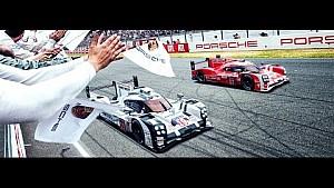 Документальный фильм: триумфальное возвращение Porsche в Ле-Ман