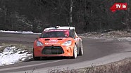 Rally Monte Carlo day 2 highlights