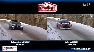 蒙特卡洛克里斯·米克vs 塞巴斯蒂安·奥吉尔