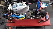 Comment se construit la moto de Franco Morbidelli?
