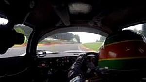 Онборд: Sauber C11 на трассе Спа-Франкоршам