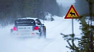 Älgtest | Rally Sweden | WRC 2016: VW RALLYTHEWORLD