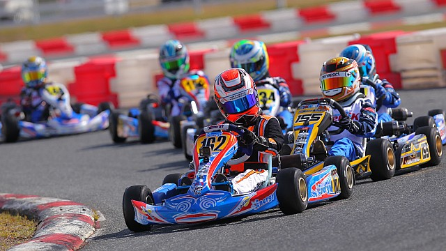 LIVE: 2016 Florida Winter Tour - Rotax @ Ocala, FL - Day 1