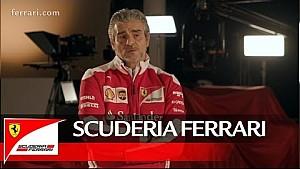 Ferrari-Teamchef Maurizio Arrivabene blickt auf die Saison 2016 voraus