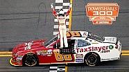 Elliott holds on to win in Daytona