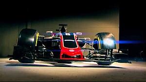 Команда Haas F1 представляет VF-16