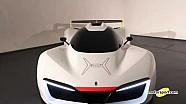 Pininfarina Green H2 SPEED | Il futuro a idrogeno del motorsport