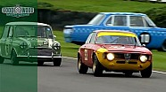 Mini v Alfa Romeo: Epic 'Italian Job' chase