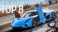 Le 8 auto ibride più veloci di sempre