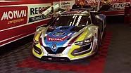 Marc VDS Renault RS.01 Shakedown Test