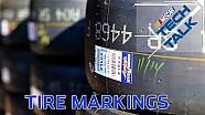 Was Reifenmarkierungen bedeuten