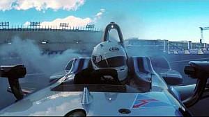 Achtervolging: Drone vs. Formule E-auto