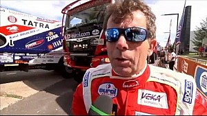 Dakar 2016 - Eurol VEKA MAN Rally Team - Highlights
