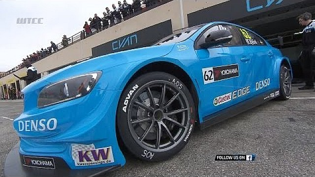 WTCC FRANCE QUALIFYING - José María López takes the first Pole of the season