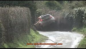 Circuit Of Ireland Rally 2016 (Flyin Finn Motorsport) Pure Rally Action