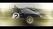 Marino Franchitti et la Ford GT40