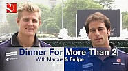 Dinner For More Than 2 - 2016 Chinese Grand Prix - Sauber F1 Team