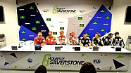 WEC 6 Hours of Silverstone -  Post Qualifying Press Conference
