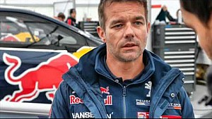 Round #1 - Portugal - Montalegre -Sébastien  Loeb - interview Friday - EN