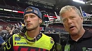 2016 - Race Day LIVE! - St. Louis - Roczen on the Podium!
