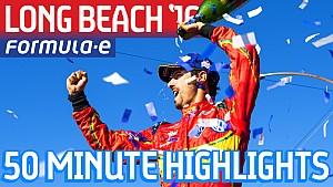 Le résumé de 50 minutes de l'ePrix de Long Beach