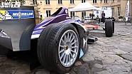 Formule E - Vergne présente sa voiture