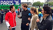 Chat-E Fan Show LIVE From Paris! - Formula E