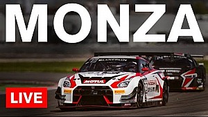 LIVE: Blancpain-Series in Monza