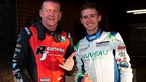 Race 1 interviews Rennsport 2016