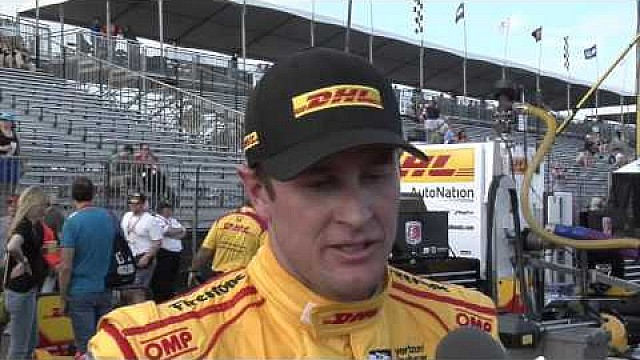 HPD Trackside - IndyCar St. Pete Qualifying Report