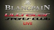 Live - Blancpain Ultracar Sports Club - Brand Hatch 2