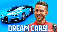 Formula E Drivers Reveal Their Dream Cars - Formula E