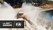 WRC - YPF Rally Argentina 2016: SPLASHES!