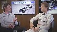 Nico Rosberg – gestión de riesgos en el GP de Mónaco