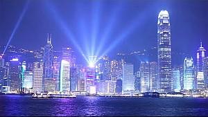 Formule E in Hong Kong