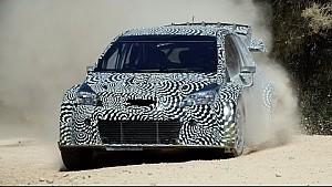 WRC 2017: Toyota-Test