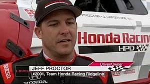 HPD Trackside -- Honda Ridgeline Baja 500 Recap