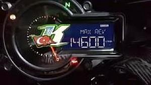 396 km/h auf dem Motorrad