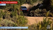 Rally Italia Sardegna Day Two - Hyundai Motorsport 2016